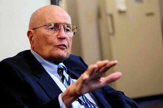 "Dingell spent some of his final years in Congress bemoaning the lack of cooperation and compromise that often brought the passage of legislation to a grinding halt. ""I've never seen such small-minded, miserable behavior in this House of Representatives and such a disregard of our responsibilities to the people,"" he said."