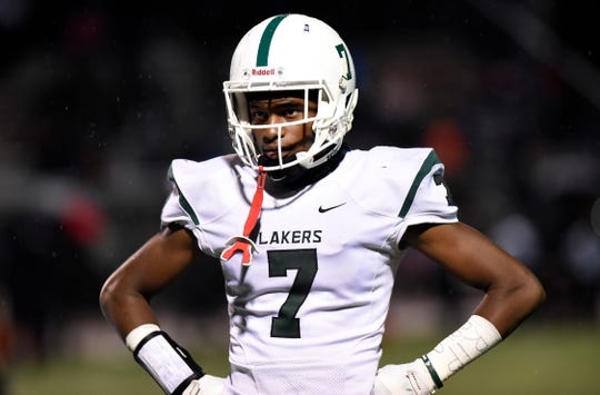 West Bloomfield wide receiver Tre Mosley is an early enrollee at Michigan State.