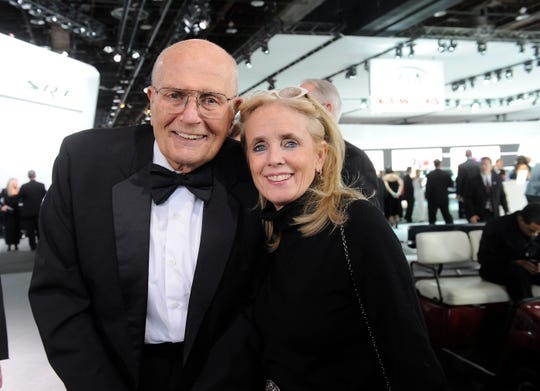 John and Debbie Dingell  attend the North American International Auto Show Charity Preview in 2012.