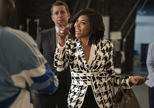 "Taraji P. Henson in ""What Men Want."""