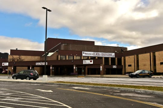 Elmira High School is located on a former industrial site and is thought to be polluted with known carcinogens.
