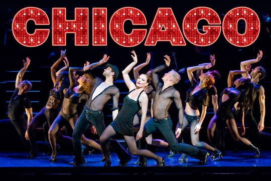 Chicago the Musical is makign a stop in Evansville Tuesday.