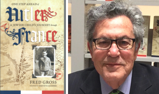 Fred Gross is speaking Sunday and again on Tuesday in Evansville.
