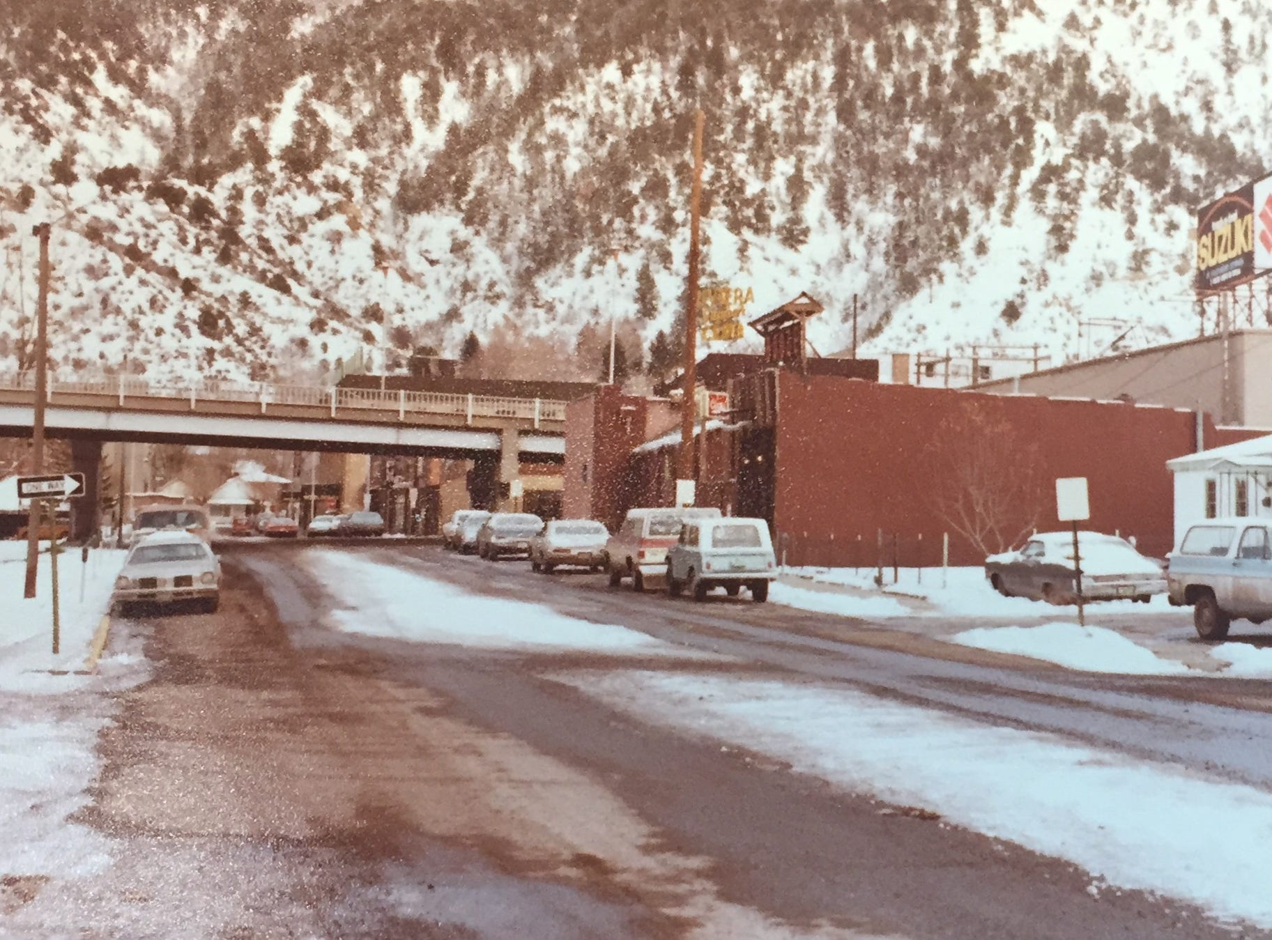 After his escape in Aspen, Bundy is moved into a solitary confinement cell in the Garfield County jail in Glenwood Springs, Colo. (pictured here in 1978).