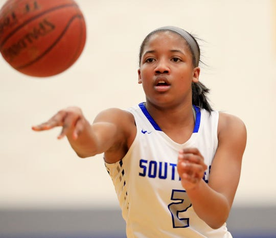 Green Bay Southwest junior point guard Jaddan Simmons received a scholarship offer from Xavier University last month.