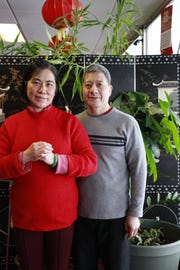Lisa Zhang and Rick Tong own the Chinatown Restaurant, in business since 1992 and in its current location in Fox Farm since 2002.