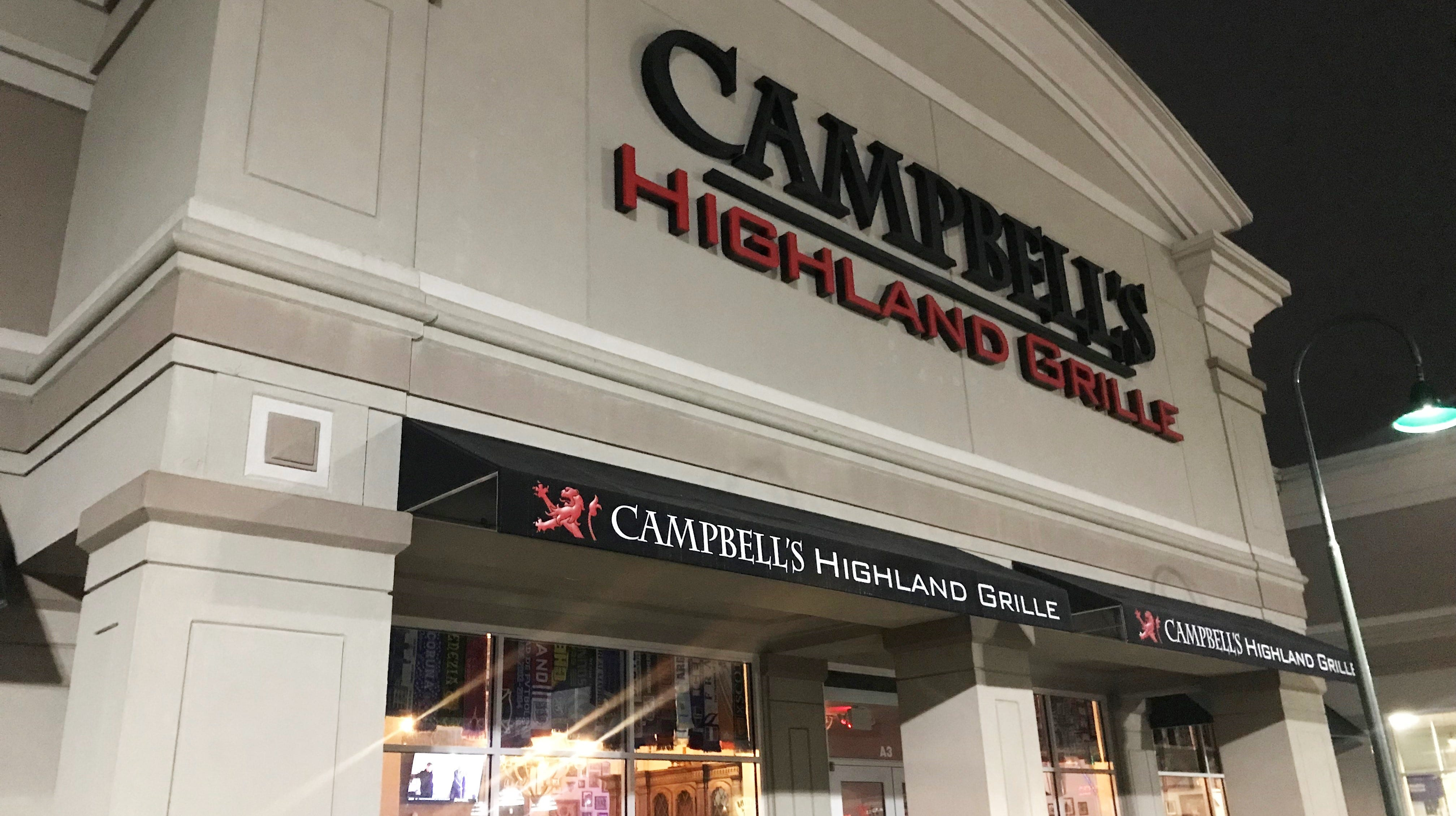 Campbell's Highland Grille is a family-friendly...