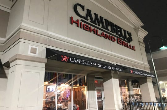 Campbell's Highland Grille is a family-friendly restaurant that opened  Feb. 6, 2019, in Greenwood.