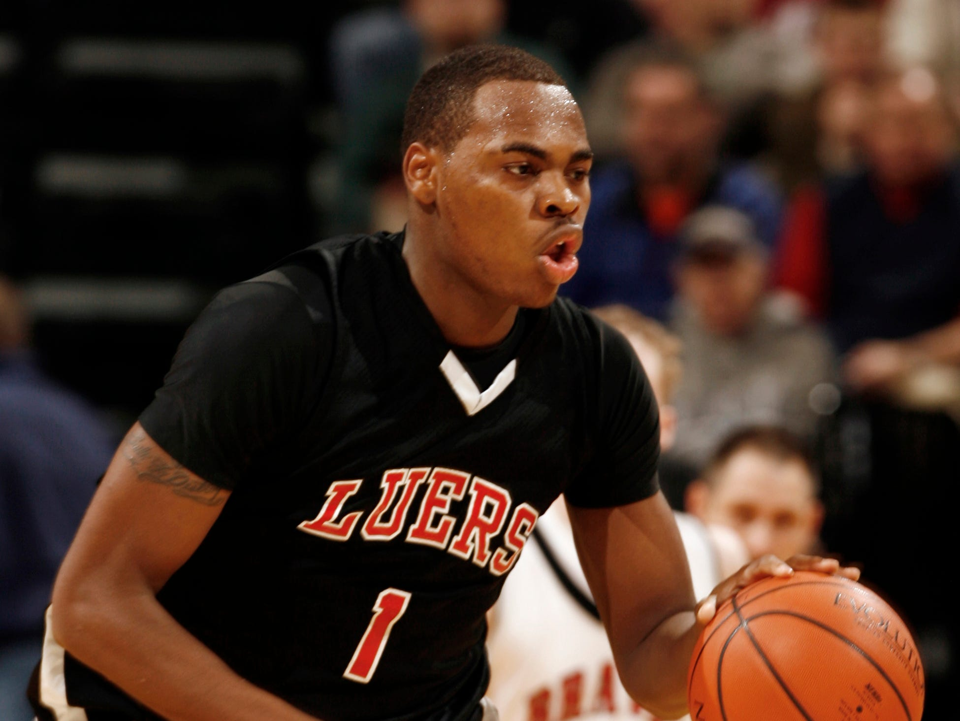 Deshaun Thomas, Fort Wayne Bishop Luers, finished his high school career in 2010 with 3,018 points.