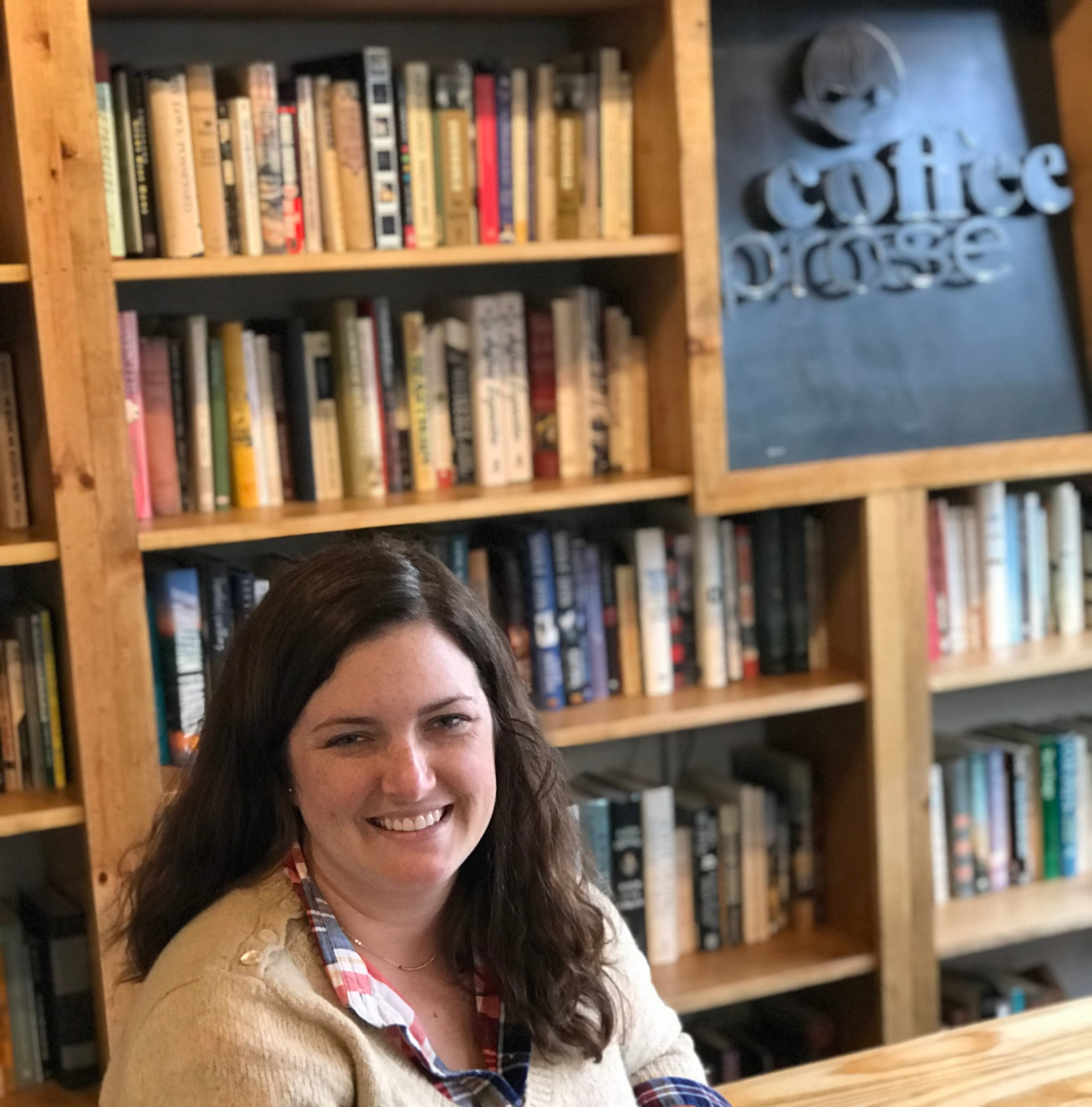 Books, coffee and community: Coffee Prose offers something new to Jackson