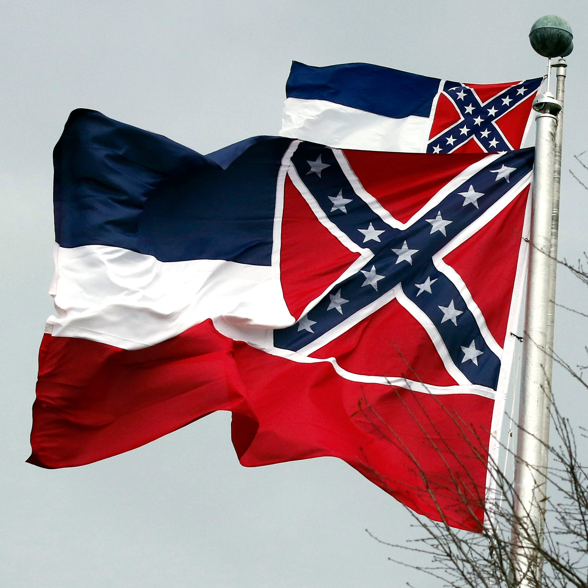 Mississippi flag: Young people don't want to live here, AG hopeful says, so change it