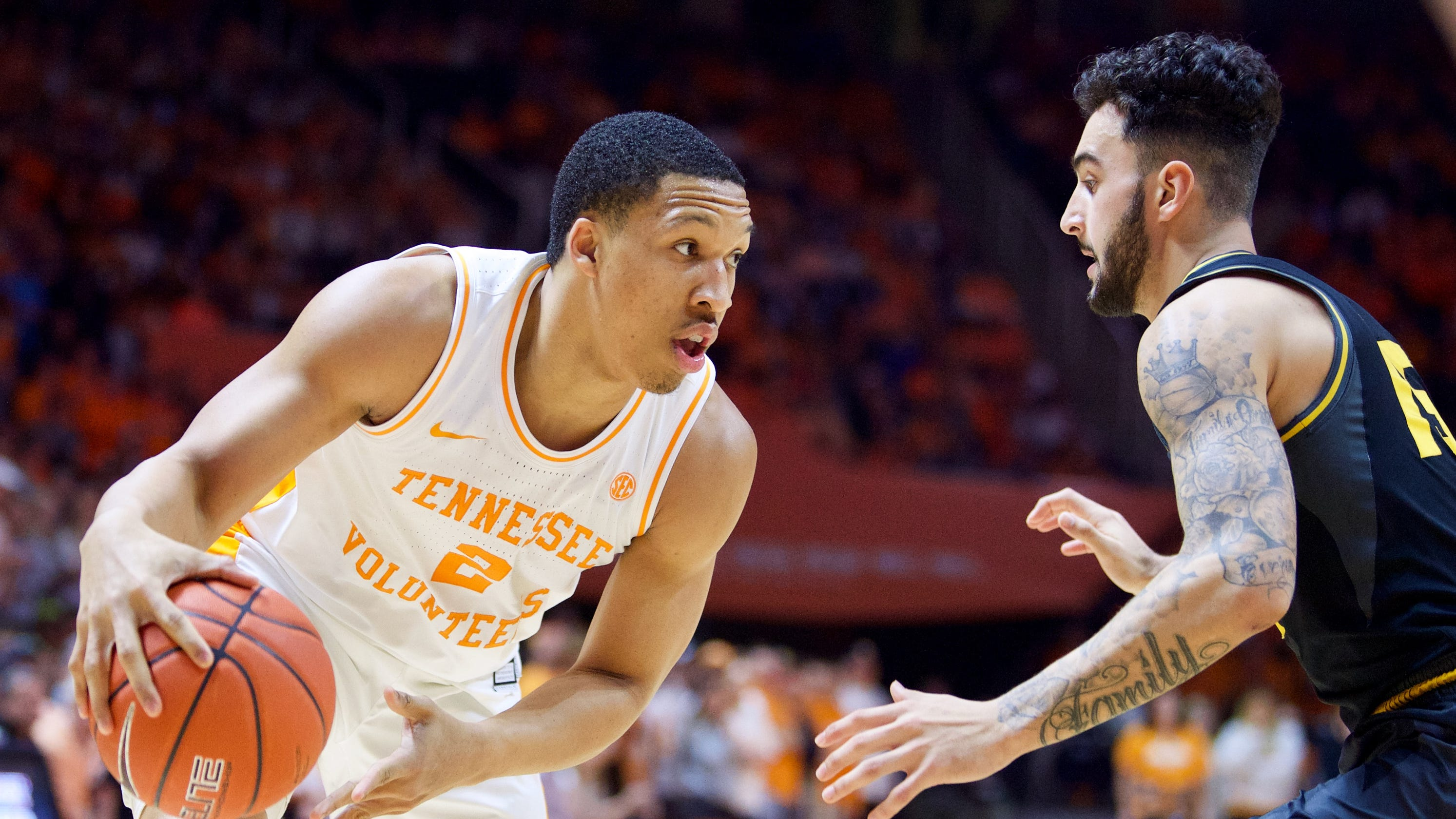 792ffacbcd4dd UT Vols basketball expects SEC road to get tougher, starting with Florida
