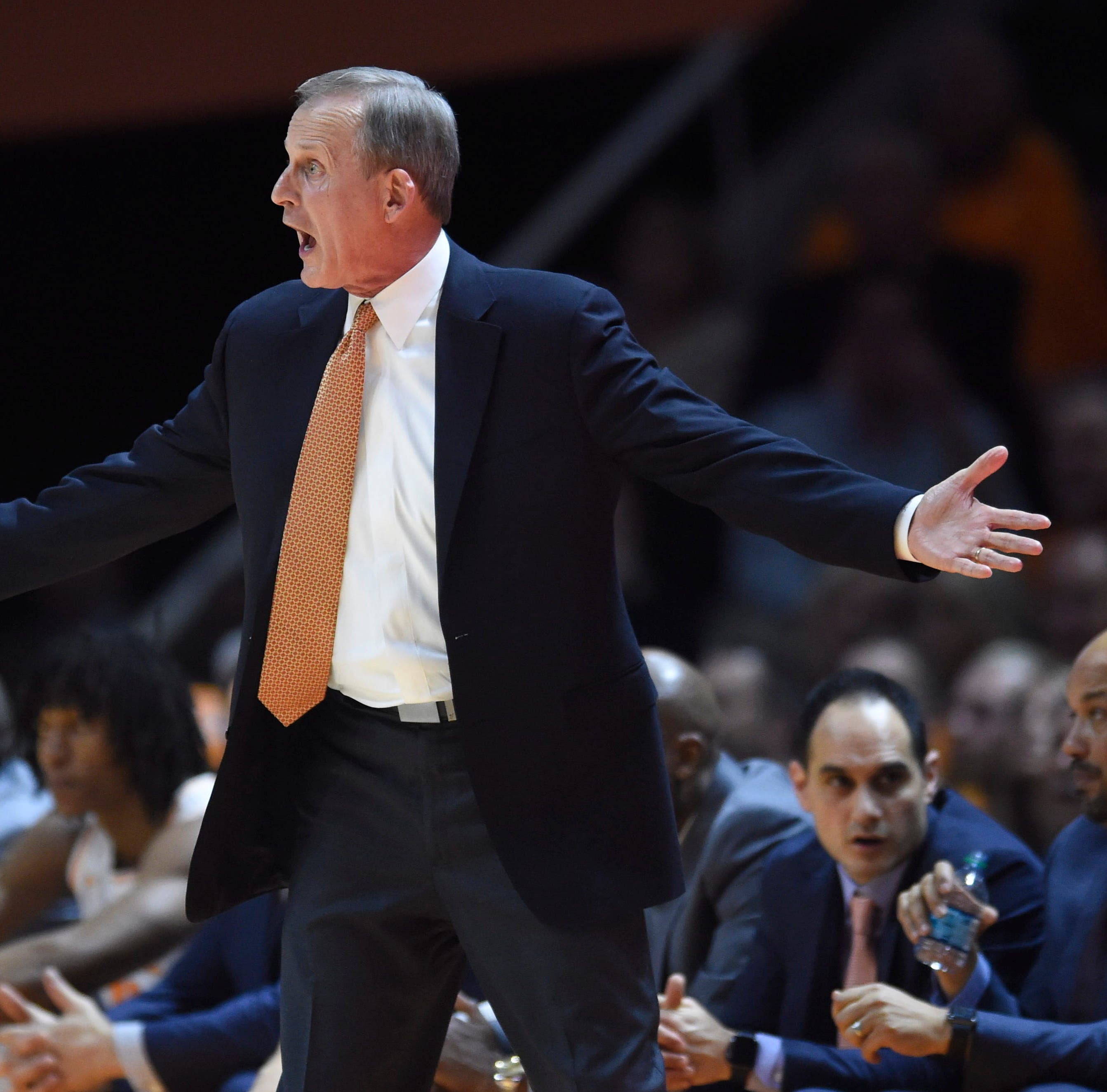 UT Vols basketball slotted as No. 2 overall seed first NCAA bracket preview
