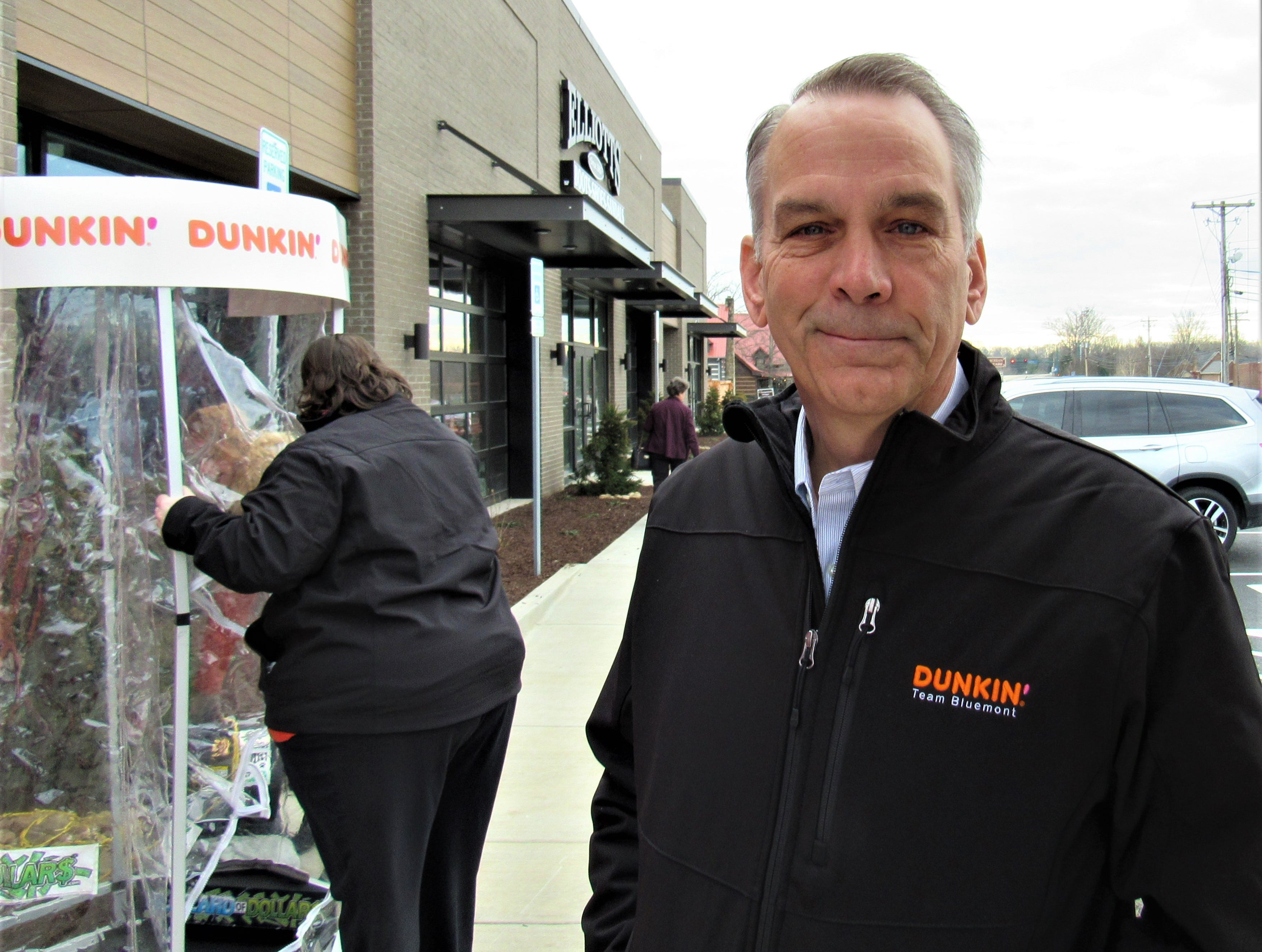 President of the Bluemont Group, Dave Baumgartner is the franchise owner of 14 Knoxville Dunkin' Donuts and scores of regional stores, with more slated to open soon.