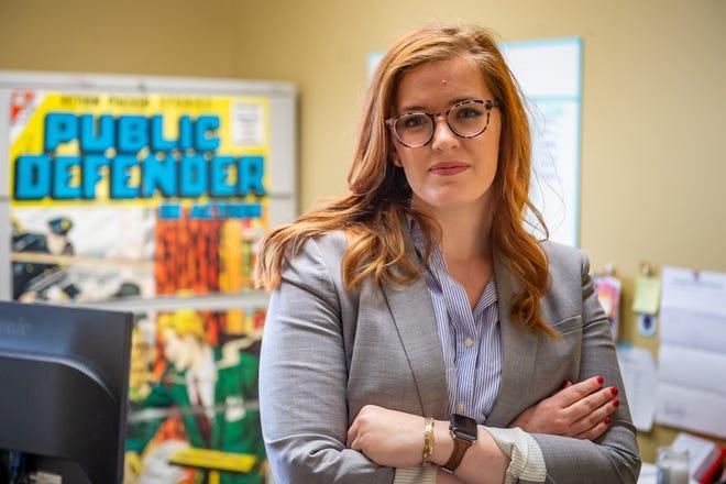 Amanda Koons- 15th Judicial District Public Defender. Wednesday, Feb. 6, 2019.