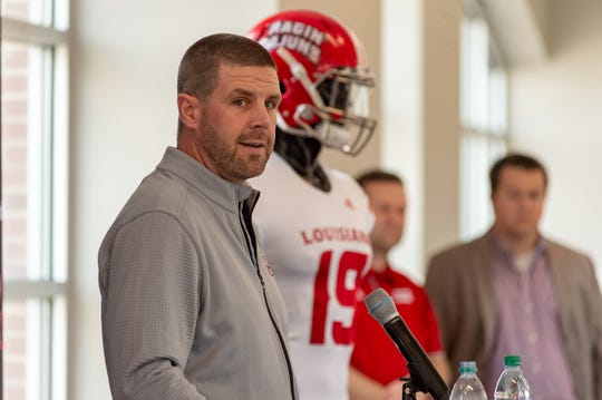 UL coach Billy Napier discusses the Ragin' Cajuns' latest additions on National Signing Day.
