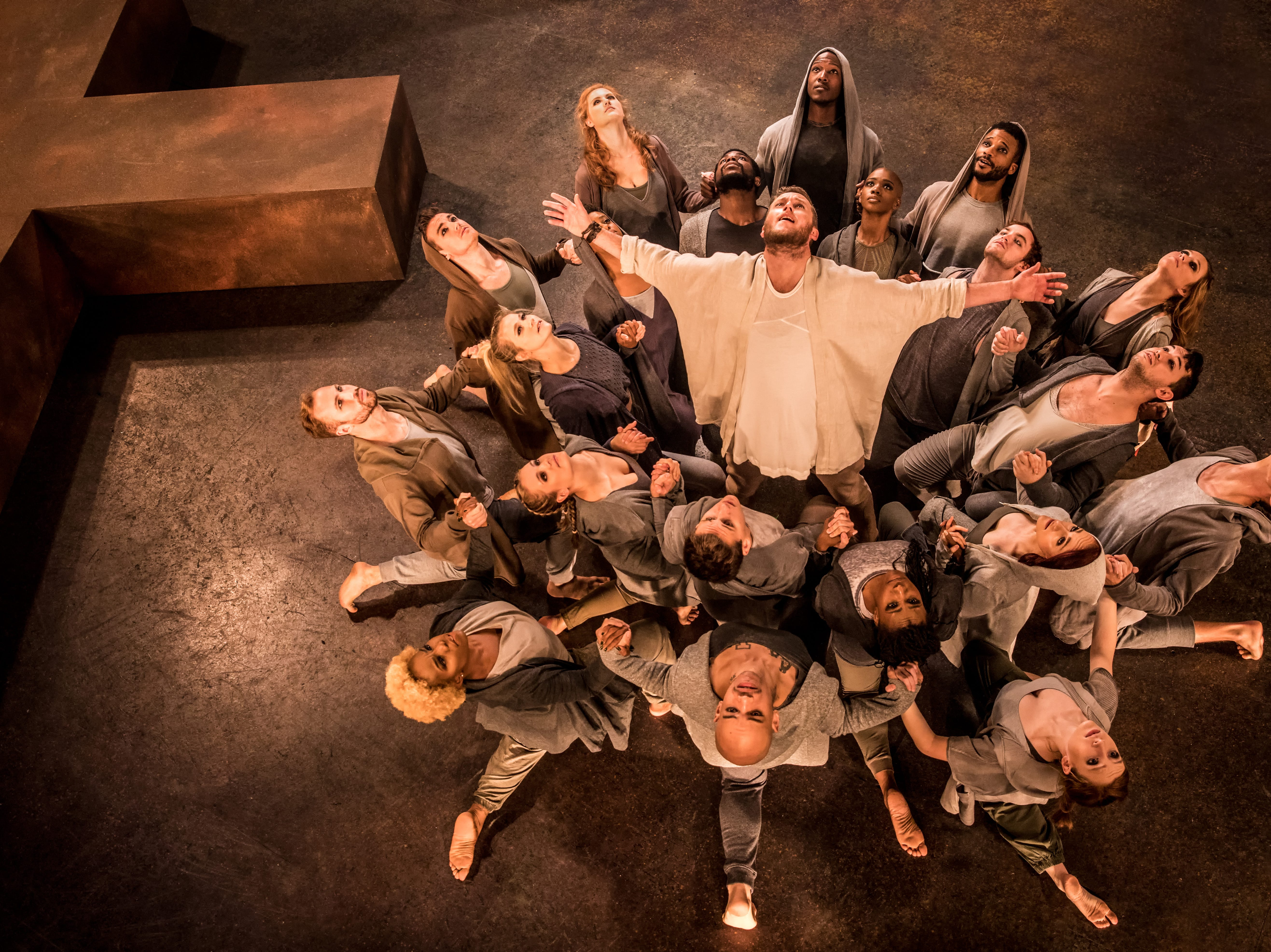 """""""Jesus Christ Superstar"""" is heading to the Kentucky Center during the 2019-20 PNC Broadway in Louisville series."""
