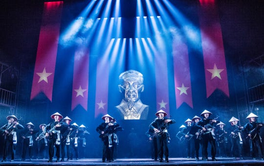 """""""Miss Saigon"""" is heading to the Kentucky Center during the 2019-20 PNC Broadway in Louisville series."""
