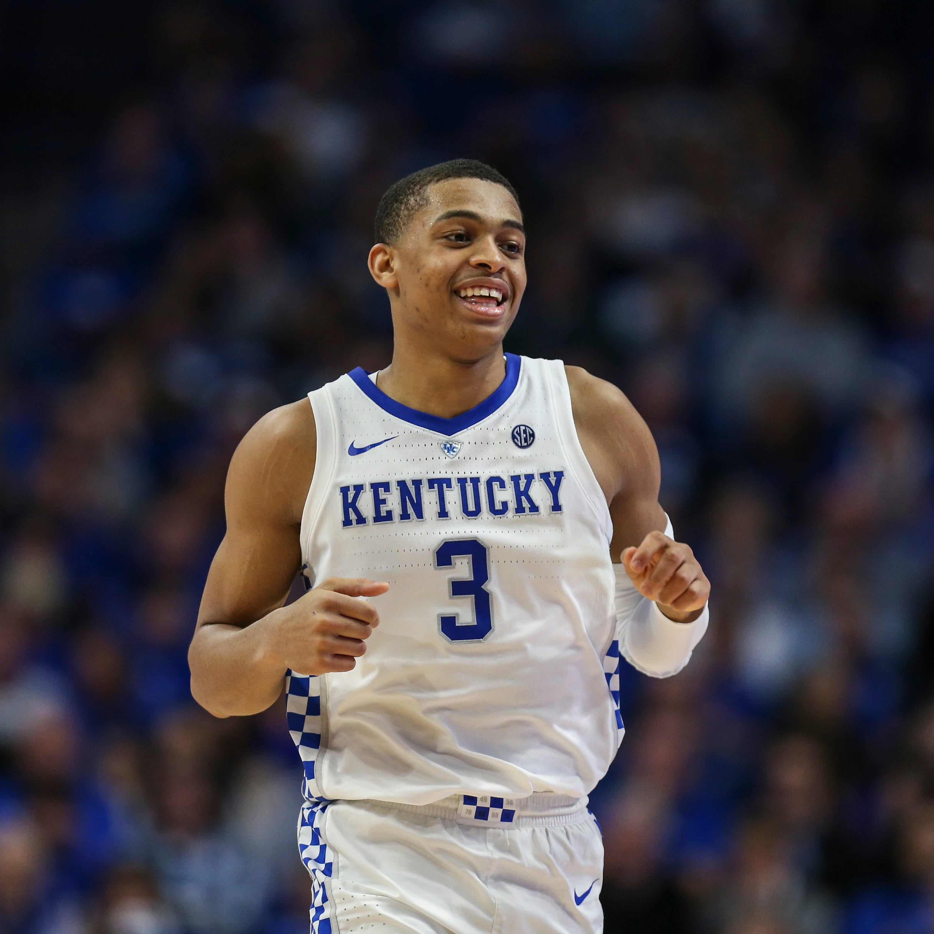 Former UK player Keldon Johnson rolls through Los Angeles in a $300,000 car