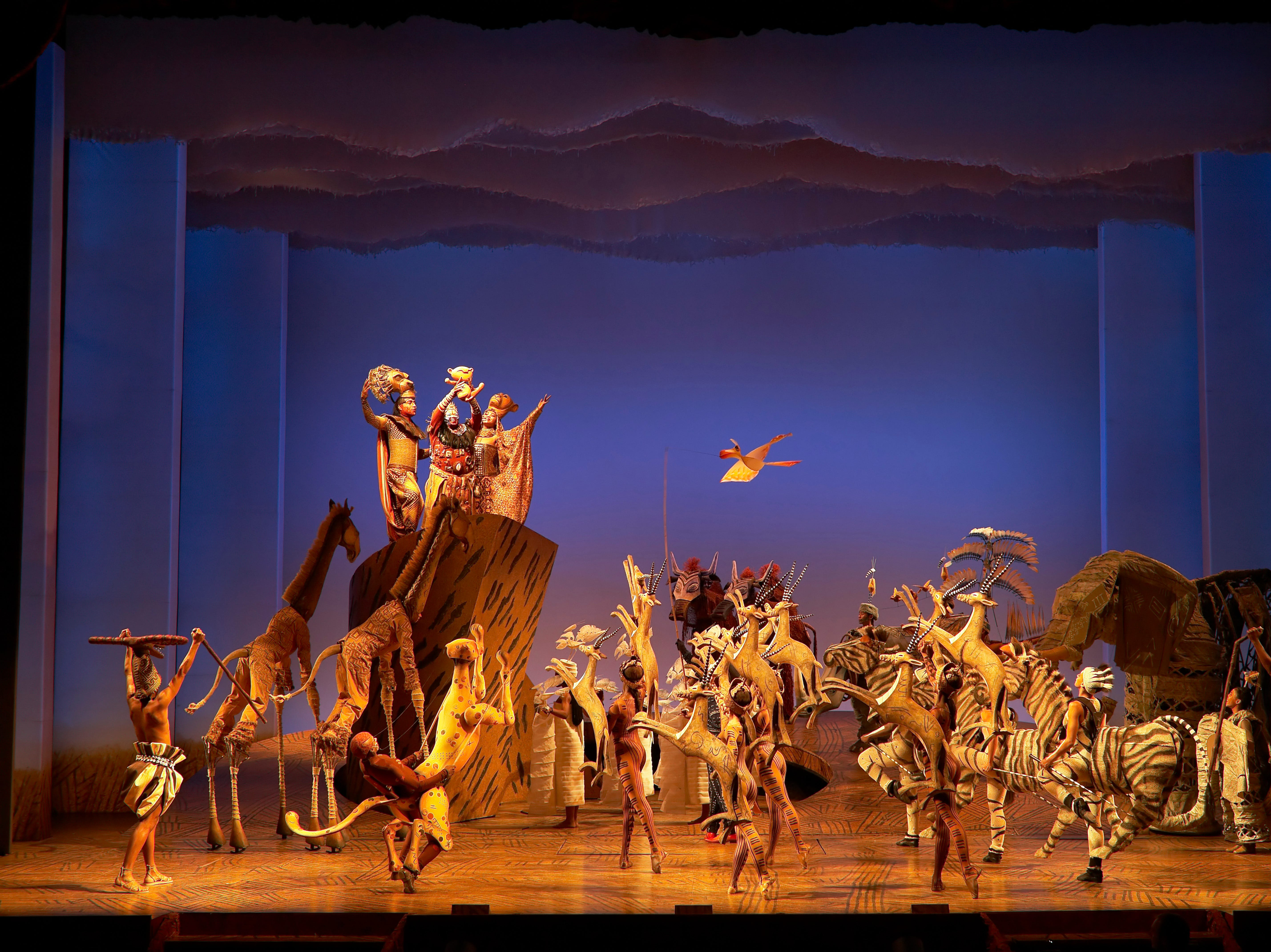 """The Circle Of Life From """"Disney's The Lion King."""""""