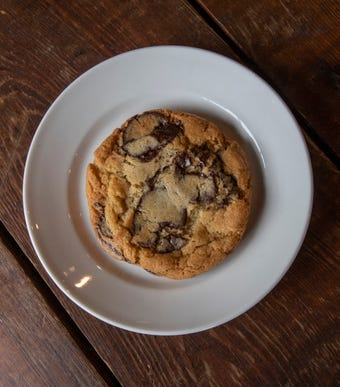 Situated in an old brick firehouse in Louisville's Portland neighborhood, Farm to Fork cafe is serving up farm-fresh food, with some legit dessert.