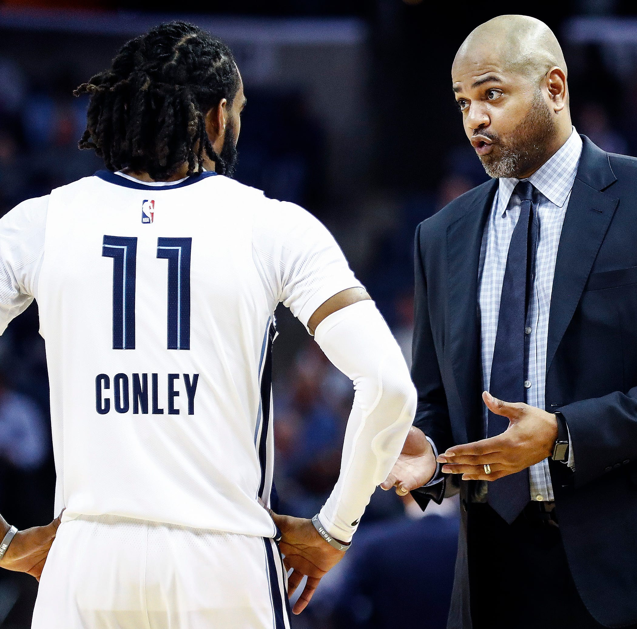 Memphis Grizzlies players praised fired coach J.B. Bickerstaff