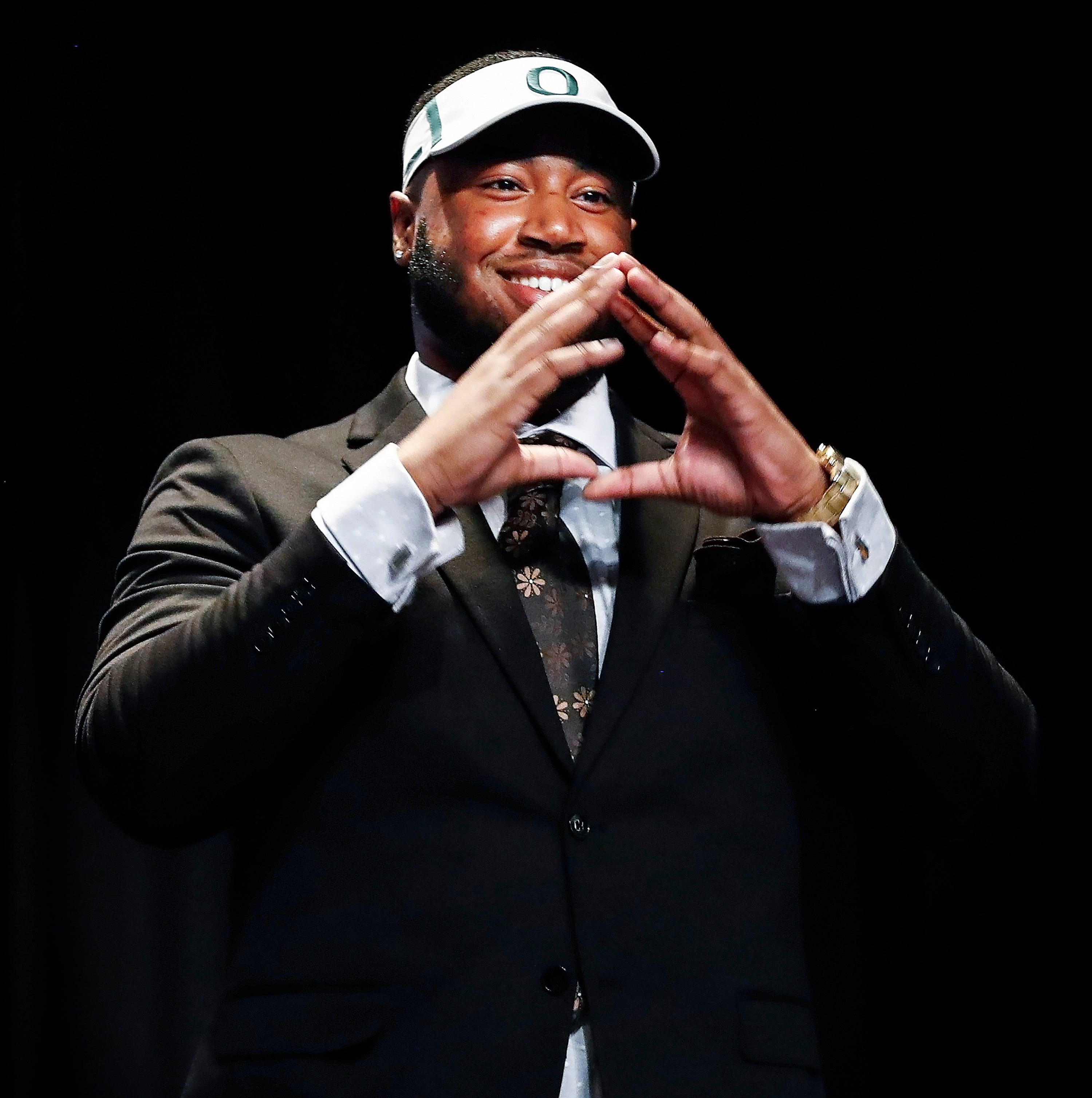 Oregon football recruiting: Defensive tackle Kristian Williams of Memphis signs with Ducks