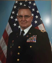 Col. Christopher J. Morgan of Prattville retired from the Alabama Army National Guard.