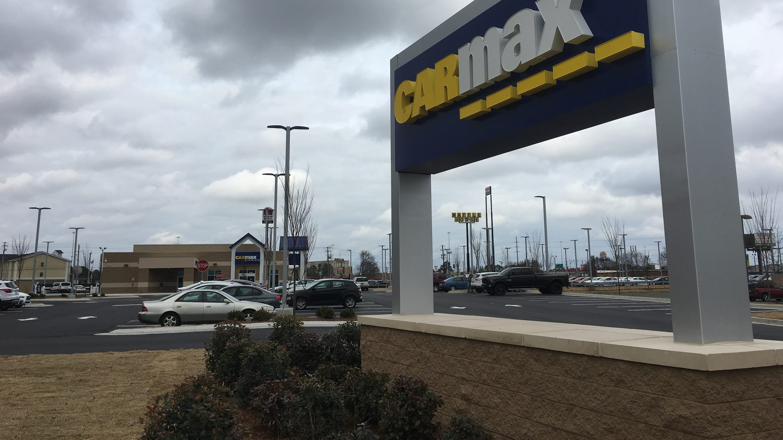 Carmax Opens First Montgomery Location