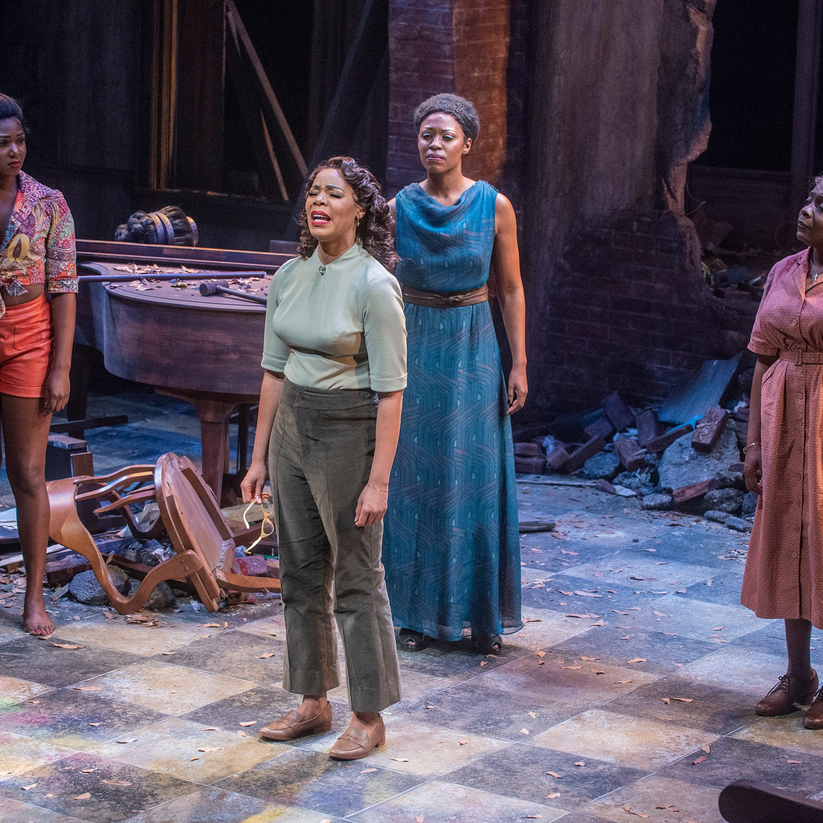 Review: ASF's 'Nina Simone: Four Women' as thoughtful as it is entertaining