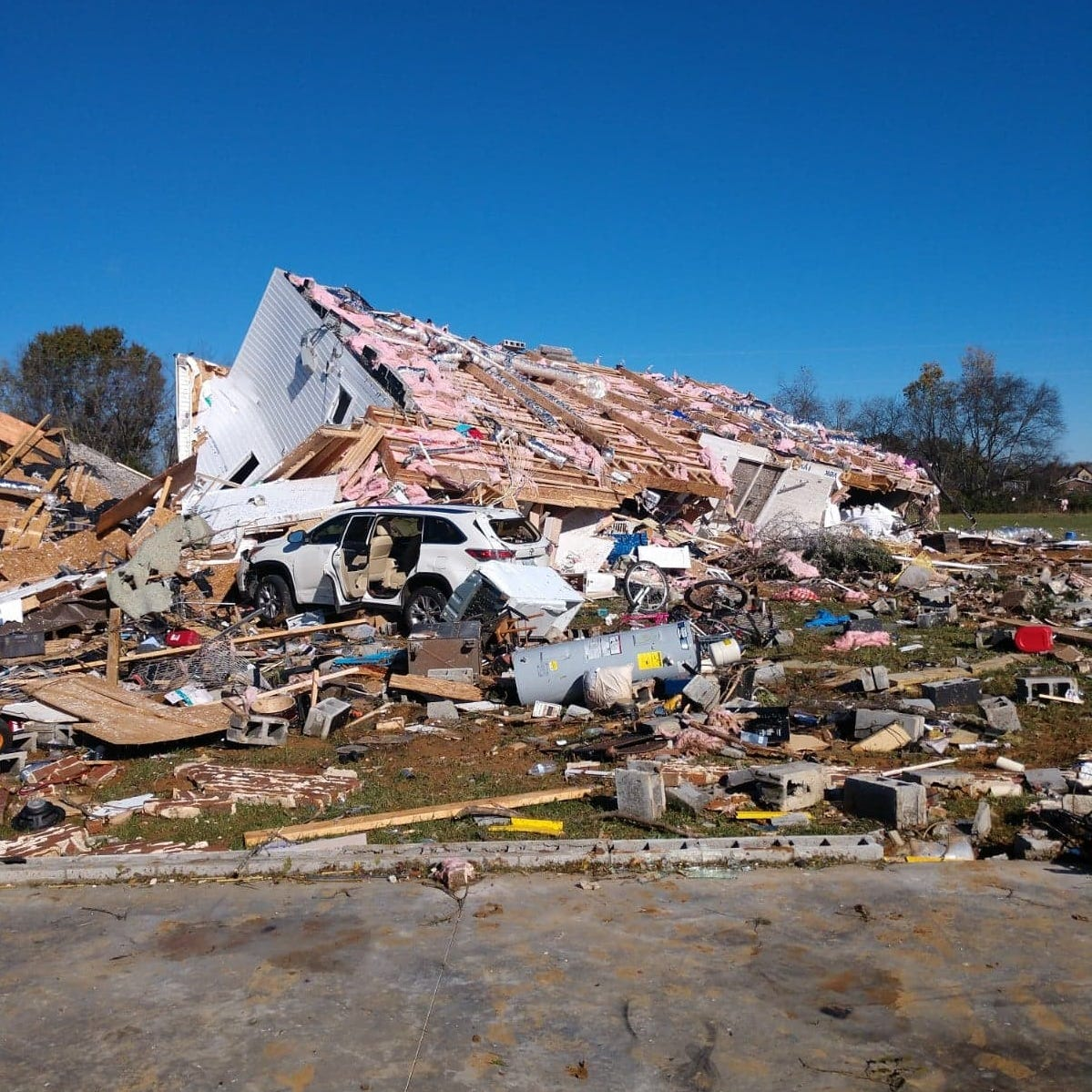 Ralph Baxter Construction denies building home where Angie Walker died in tornado