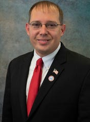 La Vergne Mayor Jason Cole