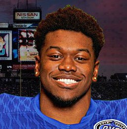 Replacing Christion Abercrombie was high on Tennessee State's football recruiting list