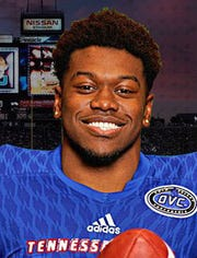 Michael Bond, a linebacker from Lighthouse Christian, is one of Tennessee State's top signees.
