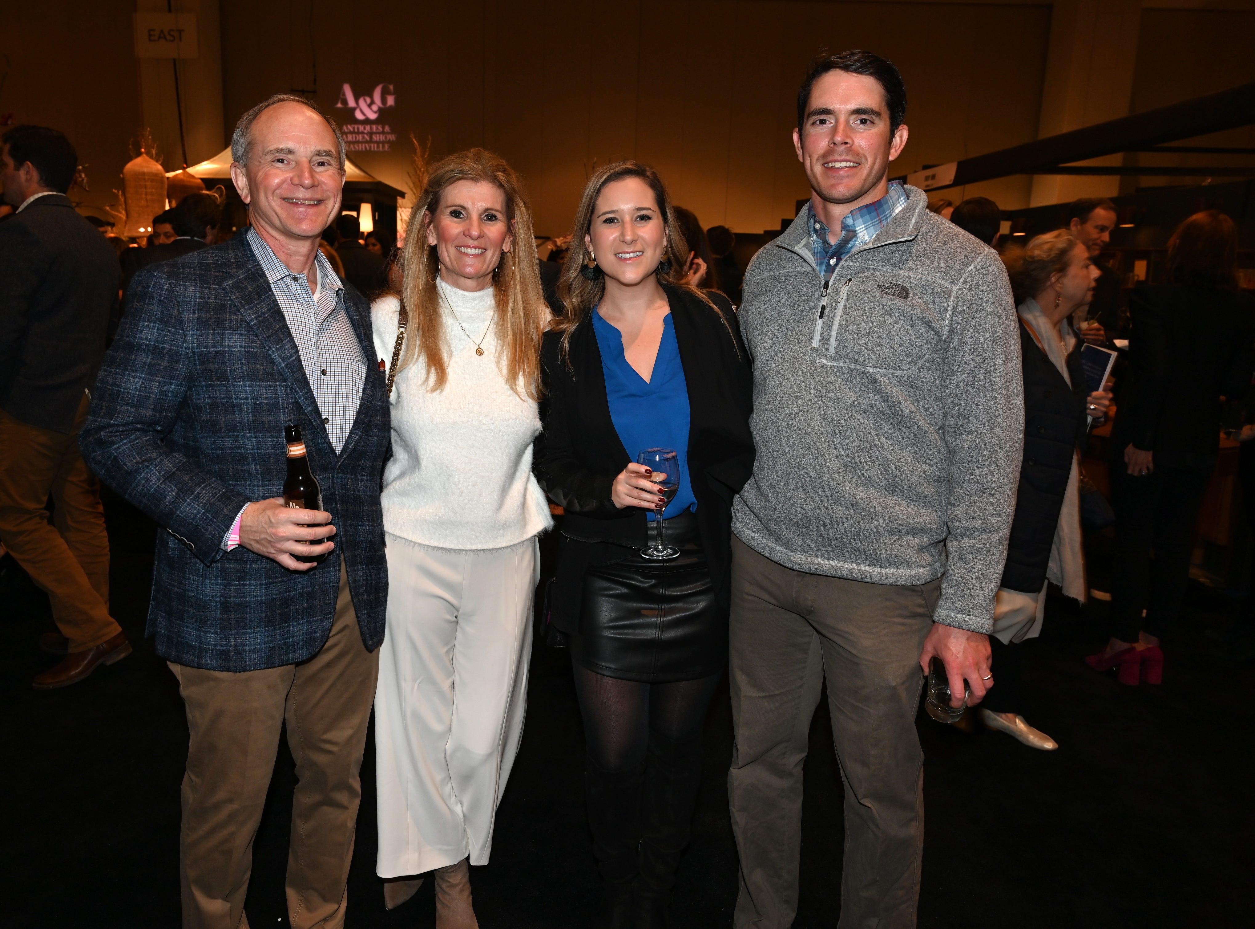 Chris, Ellen, Maddy and William Semple