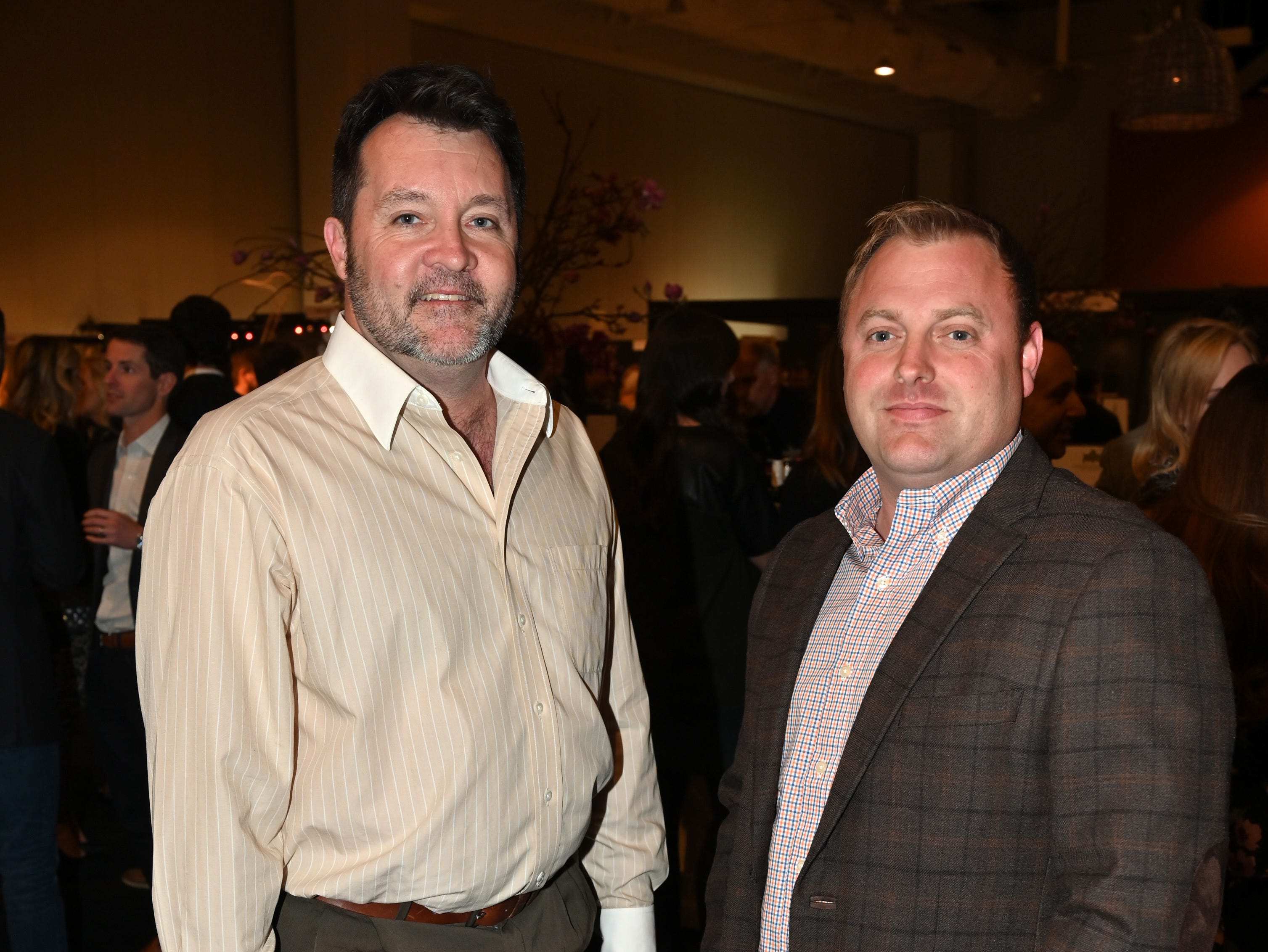 Todd Breyer and Josiah Lockard