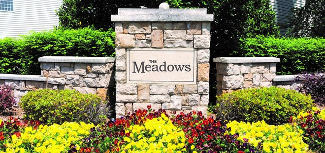 The Meadows development would be on 386 acres between Dobbins Pike and Old S.R. 109.