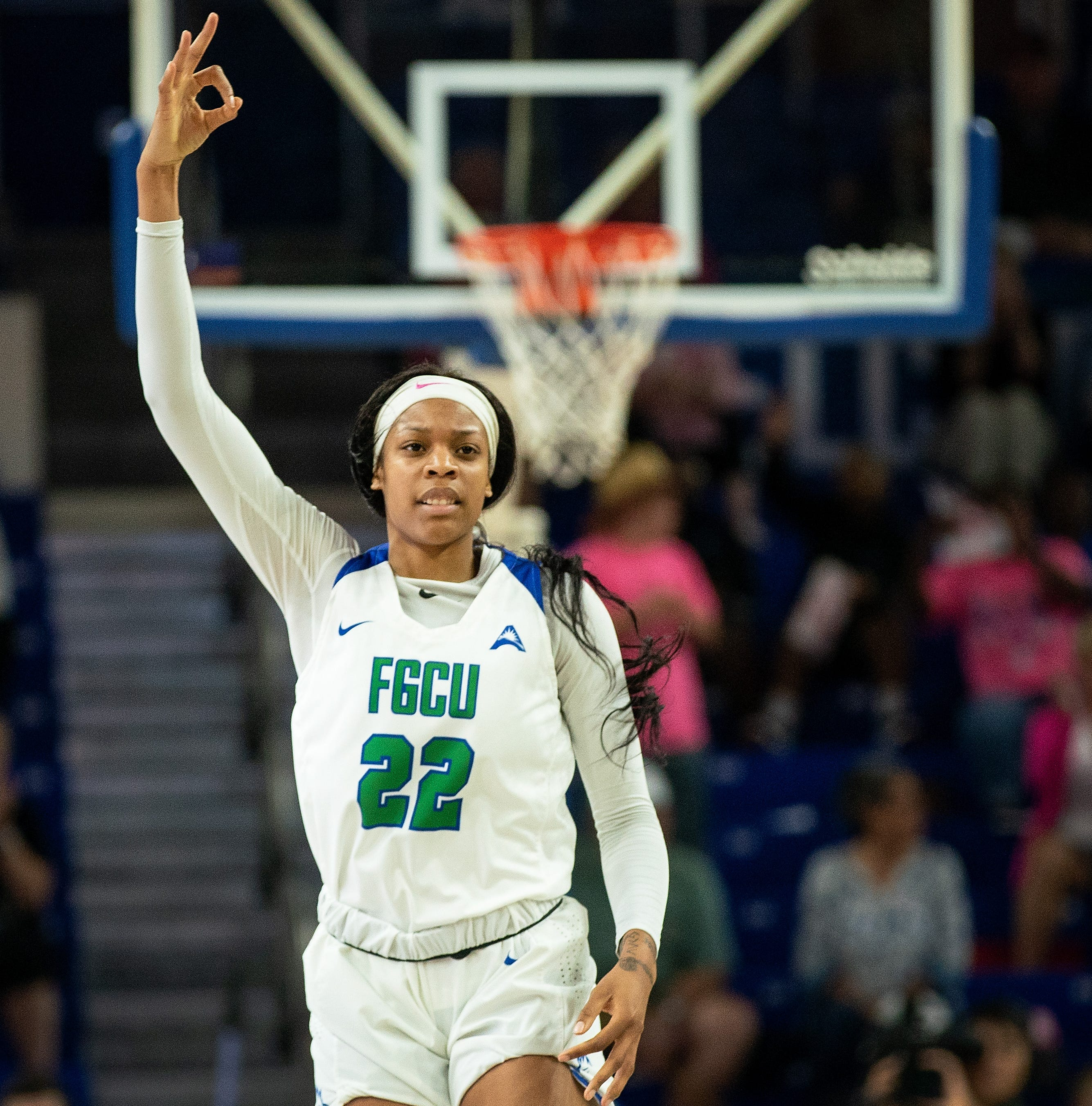 College basketball: FGCU's Destiny Washington overcomes slump, tragedy to drive Eagles