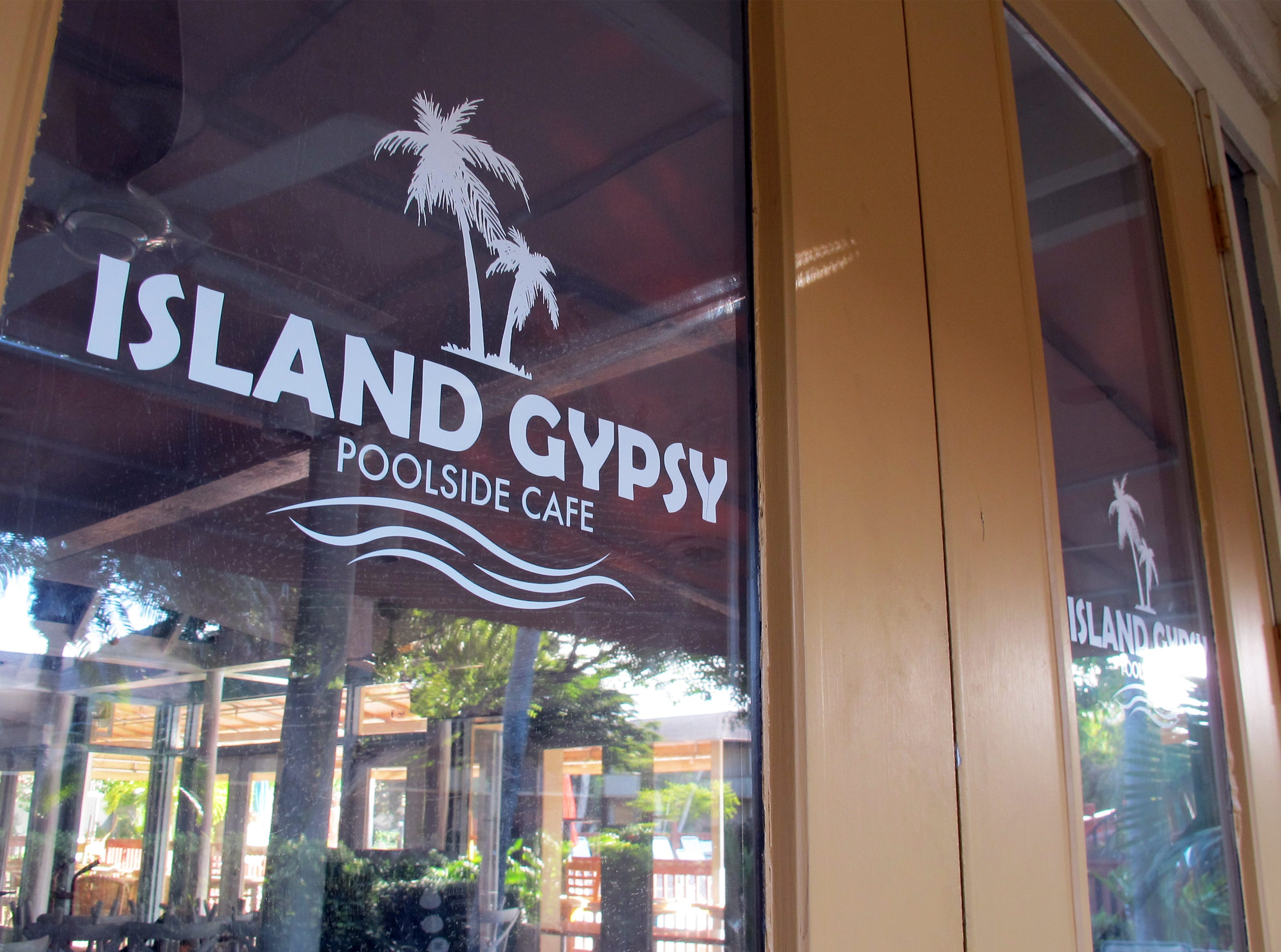 The Island Gypsy Poolside Cafe launced in January 2019 at Park Shore Resort in Naples.