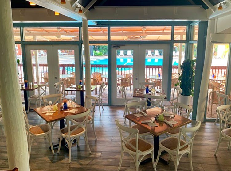 The Island Gypsy Poolside Cafe launched in January 2019 at Park Shore Resort in Naples.