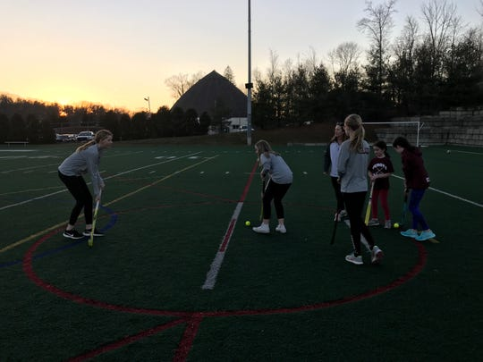 Verona NJ High School offers field hockey for first time in 40 years