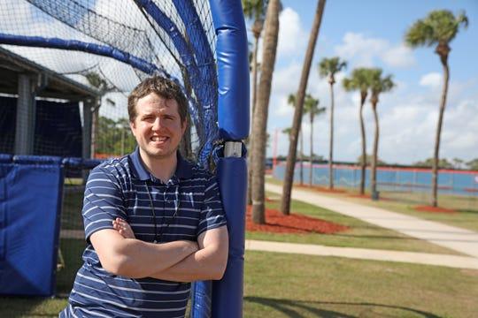 Matt Ehalt - New York Mets beat writer for NorthJersey.com