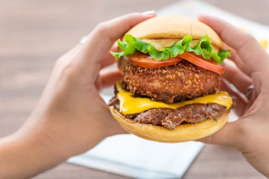 Wayne is the location of New Jersey's newest Shake Shack.