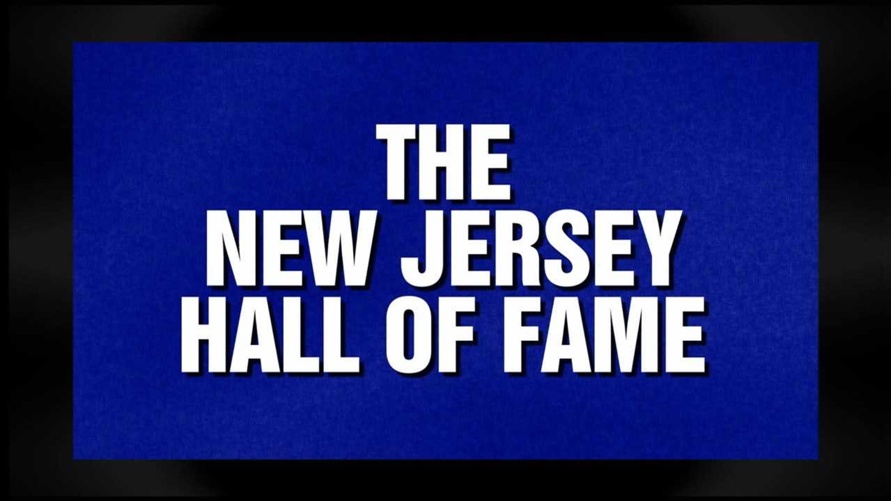 Jeopardy will mine Jersey trivia on Friday's show