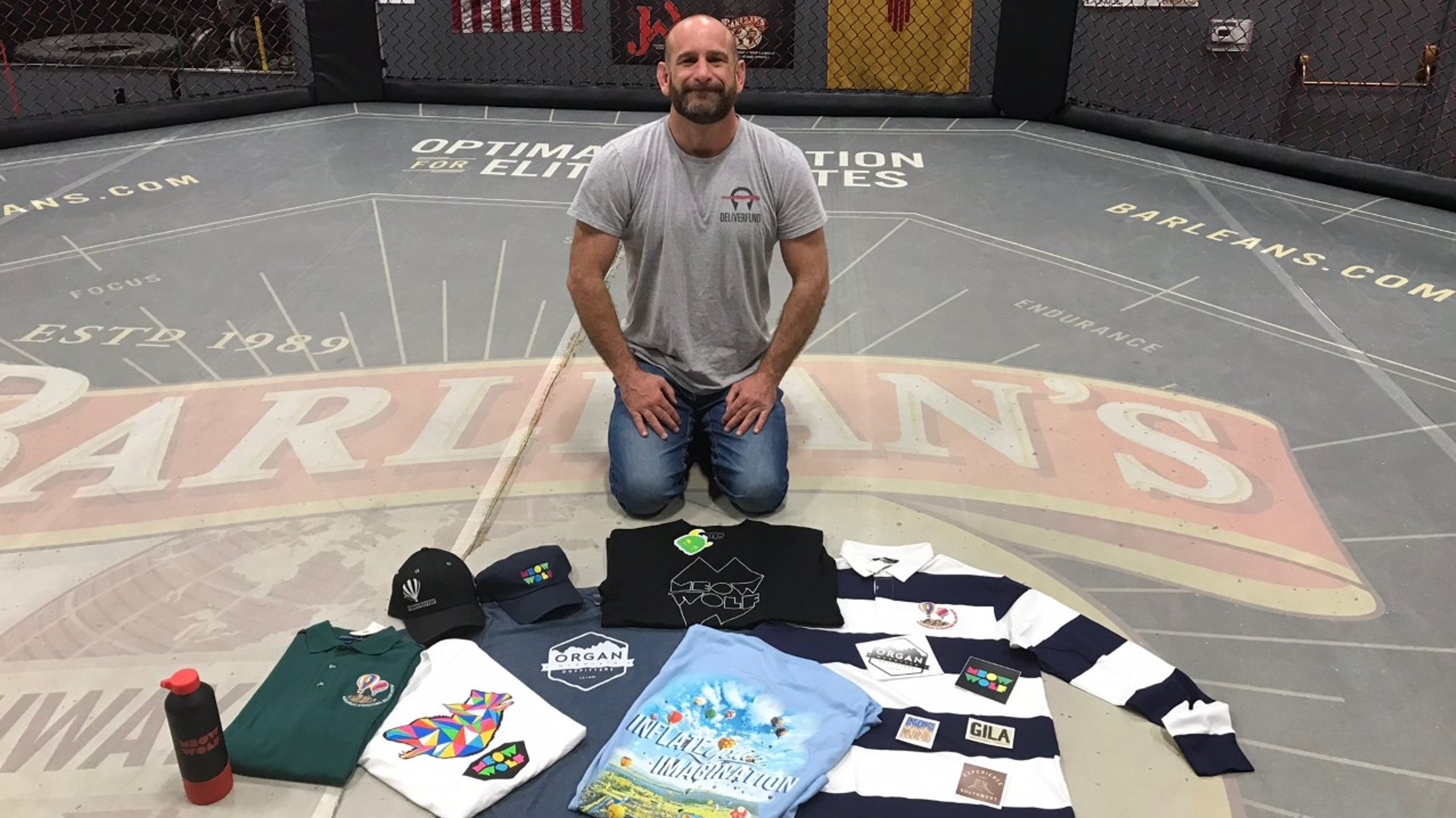2a8e2747e48 UFC trainer Greg Jackson to feature Organ Mountain Outfitters