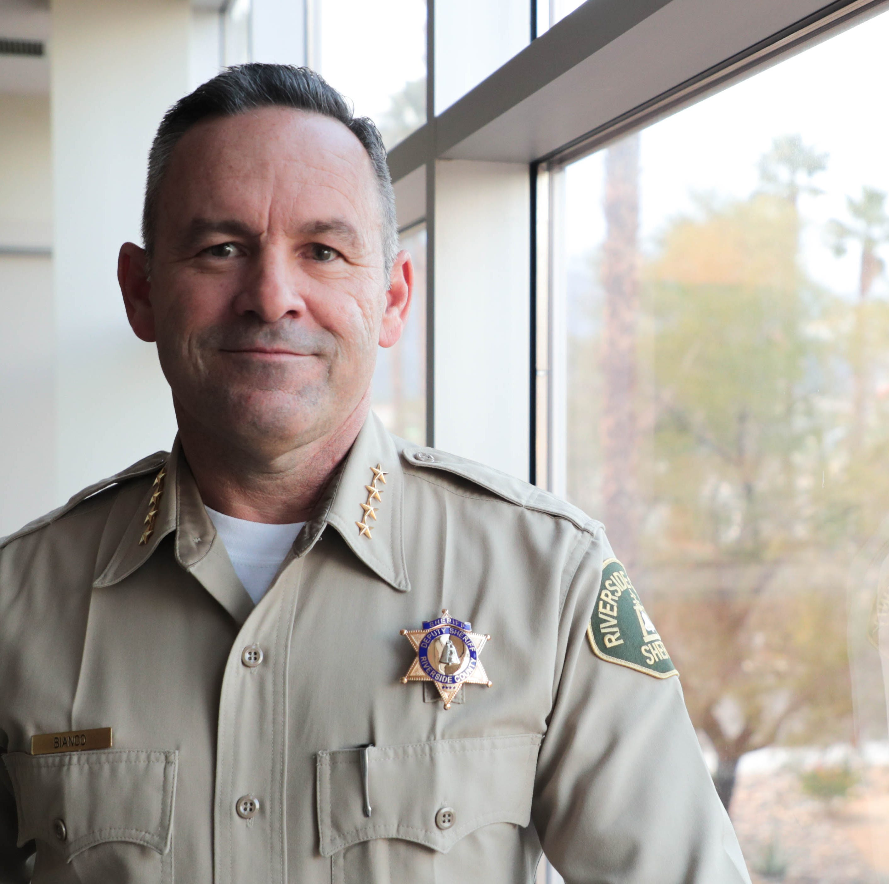 Riverside Sheriff Chad Bianco proposes contract rate increase, despite earlier promises