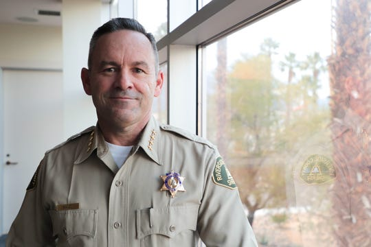 City leaders seem optimistic about Riverside County Sheriff Chad Bianco's effort to rein in costs, but taxpayers should hold the celebration until they see the actual amounts they pay for police services fall, as Bianco promised.