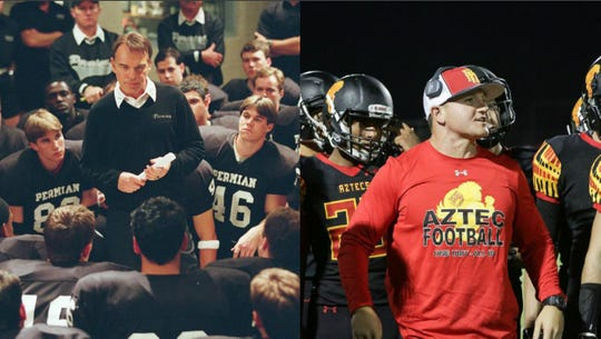 """Billy Bob Thornton coached Permian High School in the movie """"Friday Night Lights."""" Next year, Palm Desert High School and coach Shane McComb will play a real game against the team made famous in that movie."""