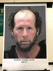 Authorities on Wednesday arrested Robert Shane Lucas, 51, in connection to the death of his mother-in-law.