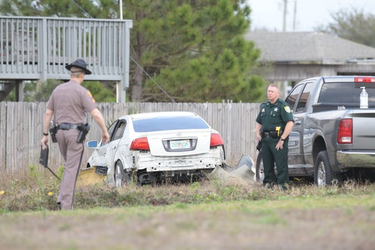 Authorities on Wednesday arrested Robert Shane Lucas in connection to the death of his mother-in-law. Lucas was arrested after a pursuit in Gulf Breeze.